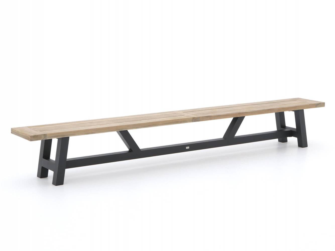 houten picknickbank