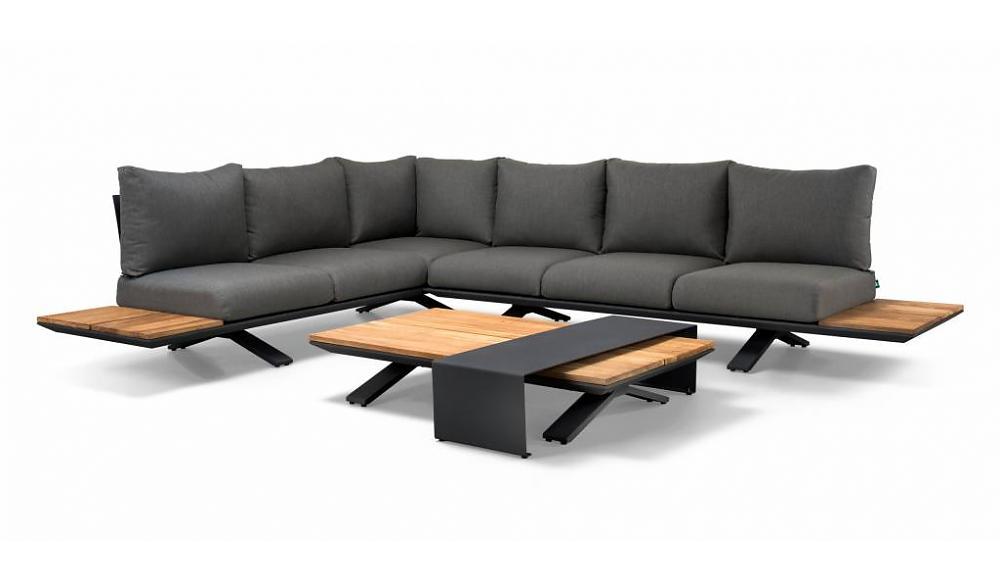Aluminium loungesets voor buiten