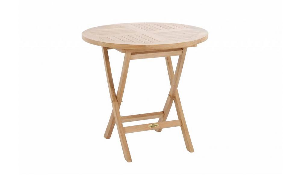 inklapbare tafeltje