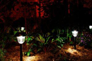 solar tuinverlichting