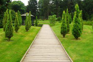 aanleg van je tuinpad
