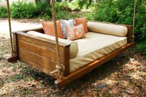 zwevend bed