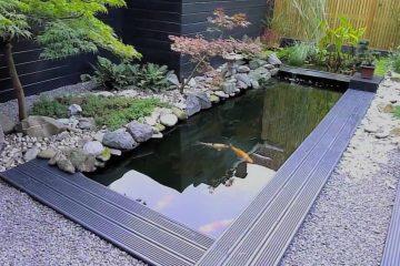 zelf een vijver aanleggen in je tuin
