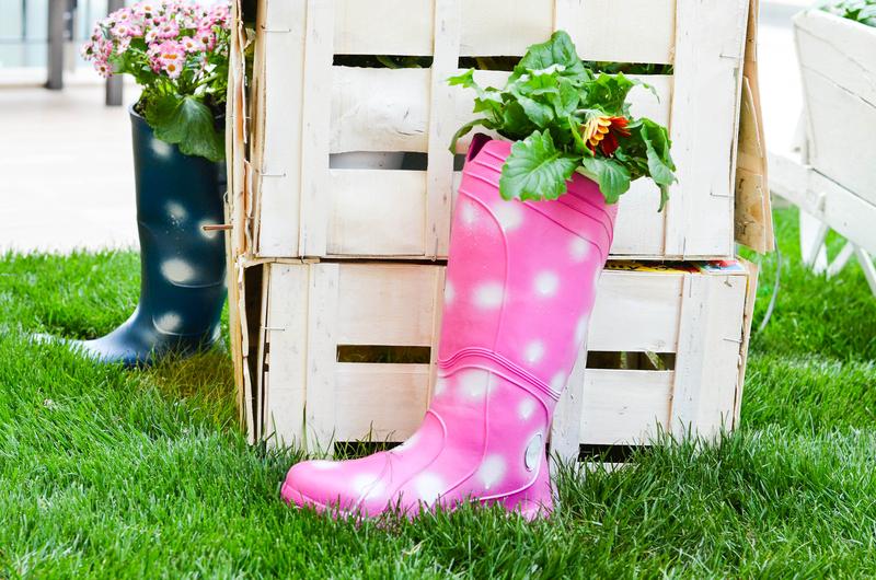 Besparen op tuinmeubelen