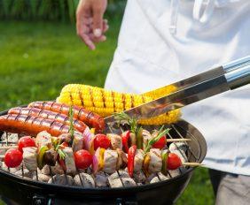 Barbecue schoonmaken zonder schrobben