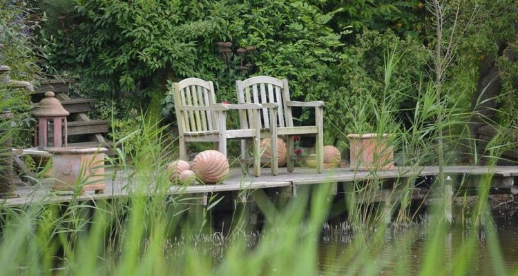 Zijn de spullen in mijn tuin verzekerd