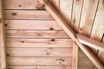 houten overkapping