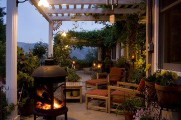 de beste terrasverwarming voor de koude avonden