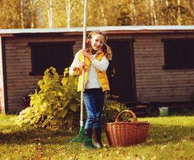tuin klaarmaken voor nazomer
